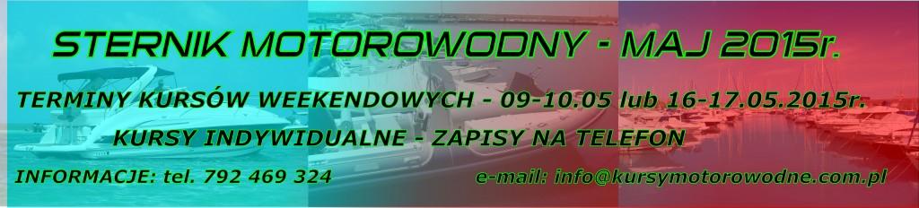 Sternik motorowodny Lublin